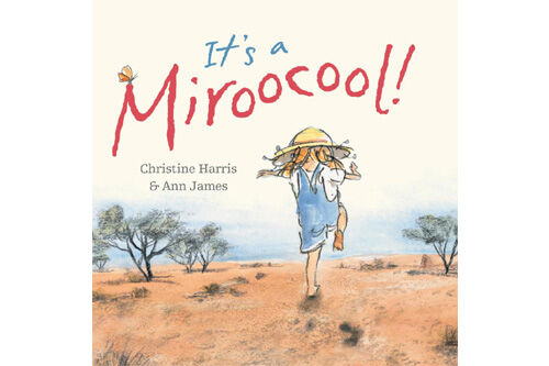 Book of the Year, Early childhood, Christine Harris, shortlist