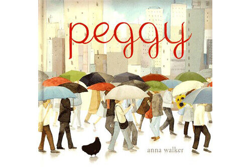 Book of the Year, Early Childhood, Anna Walker, shortlist
