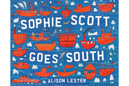 Book of the Year, Picture Book, Alison Lester, Shortlist
