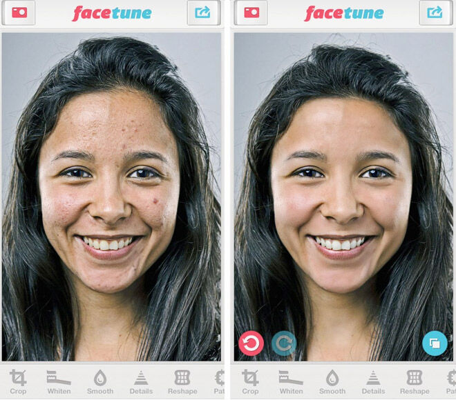 Editing Apps for your iPhone: Facetune| Mum's Grapevine