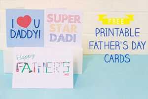 Free-Fathers-Day-card-Printables