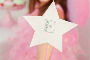 Make your own fairy wand