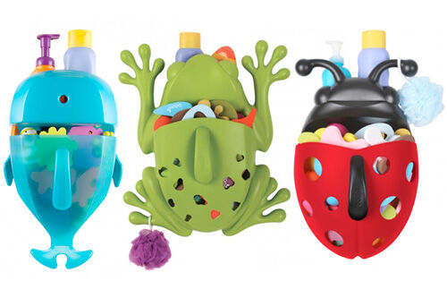 Boon Frog Pod Boon Whale Pod Boon Bug Pod - Bath Toy Storage  sc 1 st  Mumu0027s Grapevine & 15 brilliant bath toy storage ideas