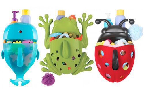 Boon Frog Pod, Boon Whale Pod, Boon Bug Pod   Bath Toy Storage