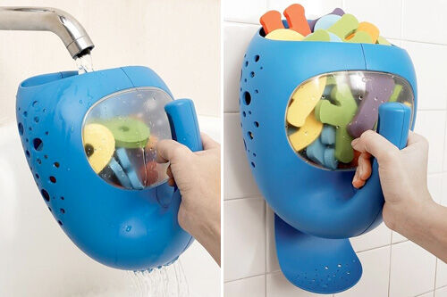 Oxo Tot Whale Pod bath storage