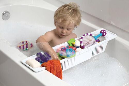 Kidco bath storage