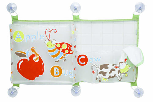 Bath toy storage bag