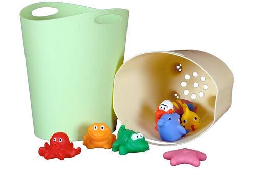 Mebby bath storage toy organiser