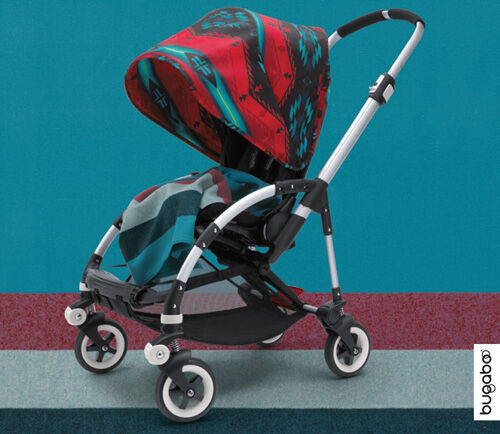 WIN a Bugaboo Bee with limited edition fabric