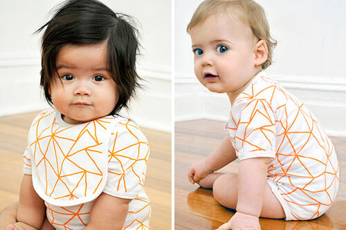 Master & Miss organic baby clothing