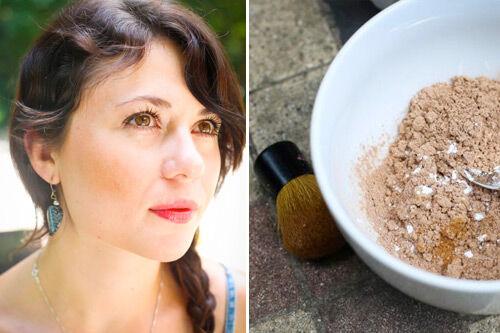 Natural DIY bronzing lotion