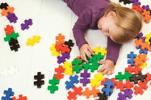 Plus plus unique building blocks for kids - Plus belle construction lego ...