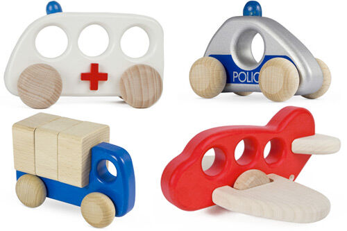 Bajo wooden vehicles