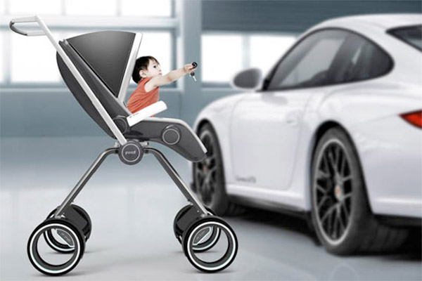 Porsche Pram