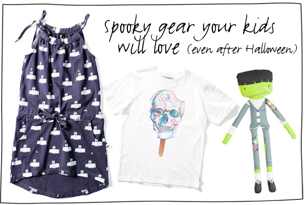 Halloween gear