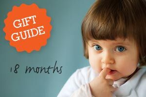 Gift Guide: 18 months