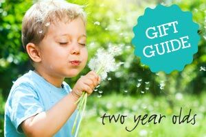 Gift Guide: 2 Year Olds