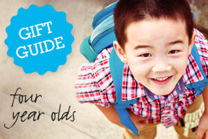 Gift Guide: Four Year Olds