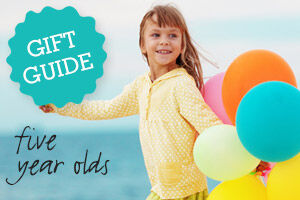 5 year old gift guide