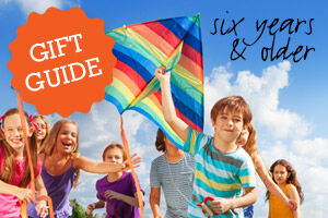 Gift Guide: Six year Olds
