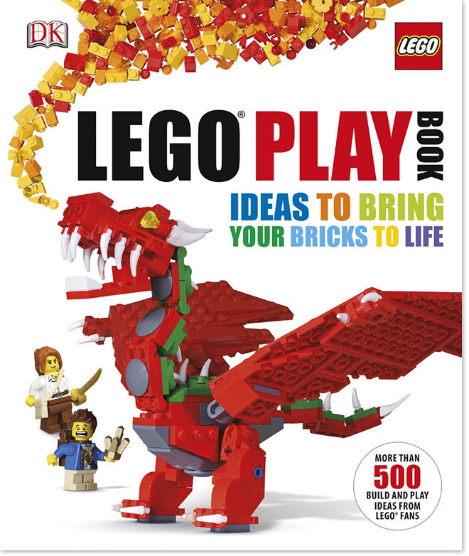 Book Review: Lego Play Book: Ideas to bring your bricks to life