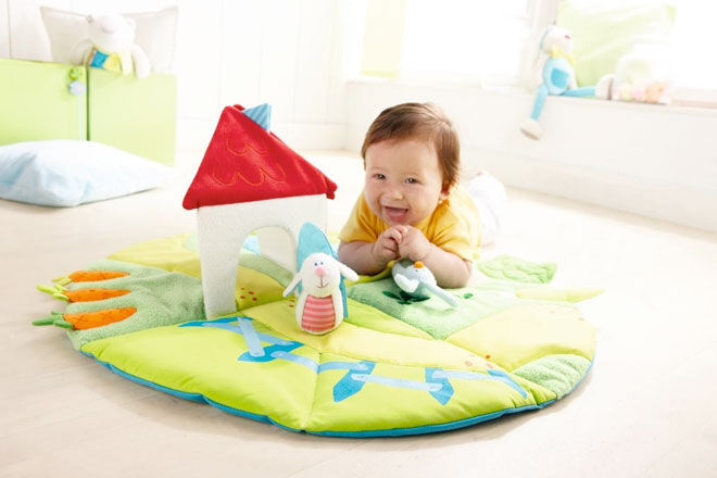 Discoverer's Meadow Play Rug