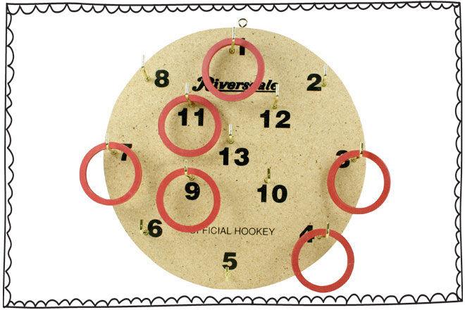 Riversdale Hookey Board Game