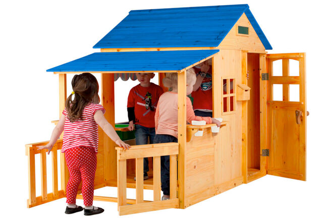 Action Cubby House
