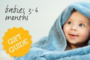 Gift Guide: Babies 3-6 months