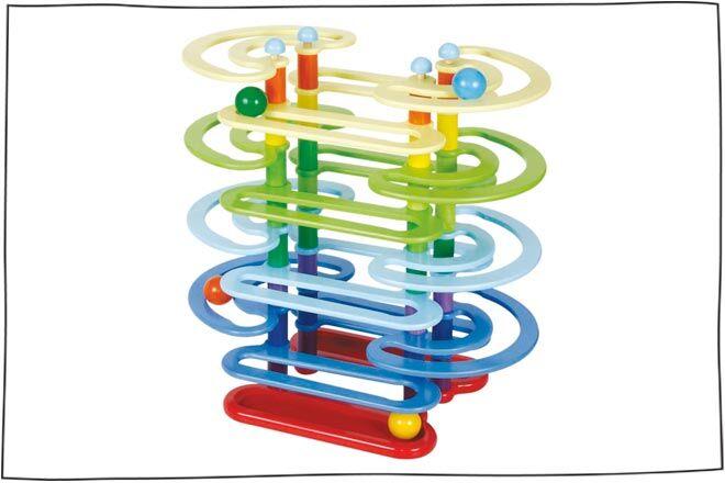 San Toys Ball Track