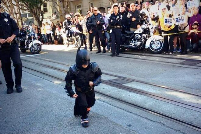 Batkid Rescues San Francisco