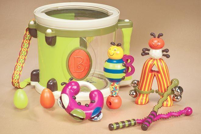 B. Toys Parum Pum Pum Drum B. Toys Parum Pum Pum Drum