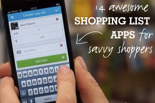 14 best shopping list apps reviewed