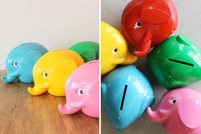 Elephant Money Boxes
