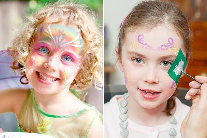Pure Poppet Fairy Face Paint Pack