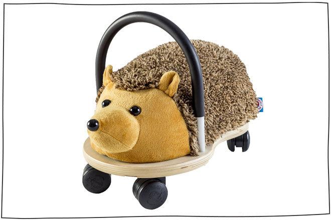 Wheely Bug Hedgehog