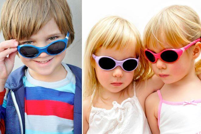 Kiddie Concepts sunglasses