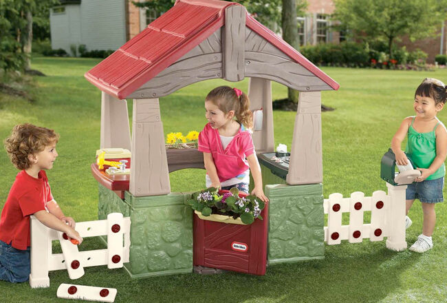 Little Tikes Home & Garden Play House