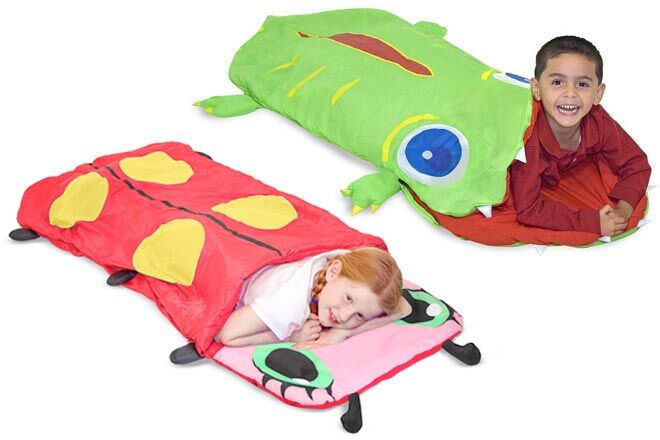 Melissa & Doug Sleeping Bag