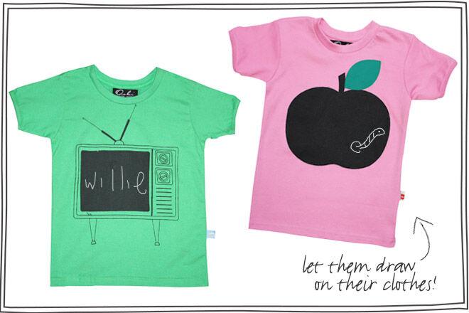 Oobi Chalk T-Shirts