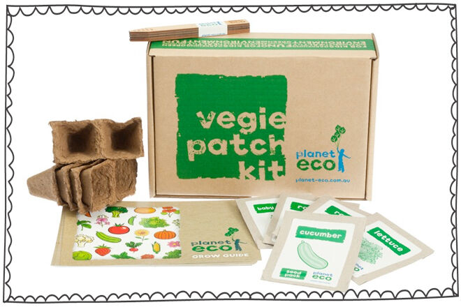 Planet Eco Veggie Patch Kit