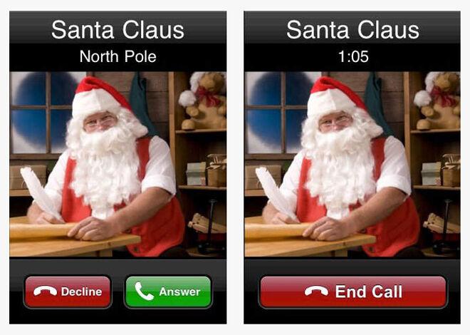 santa's-calling