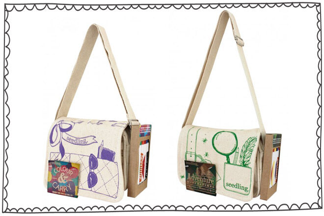 Seedlng Colour & Carry Satchel Kit