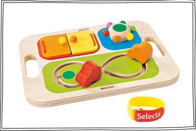 Selecta Tavolina Activity Board