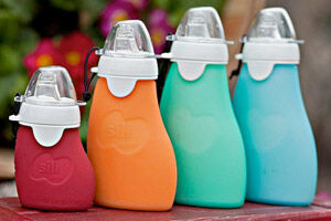 Sili Squeeze Food Pouches