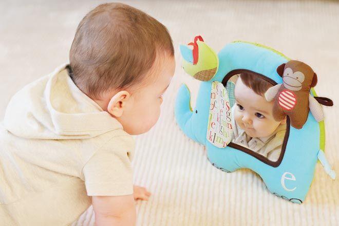 Skip Hop Baby Mirror