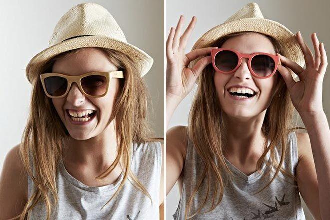 Sticks and Sparrow Sunglasses