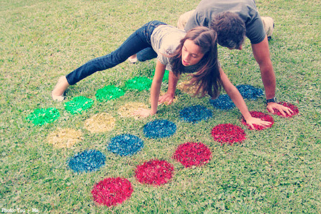 Twister in the Grass