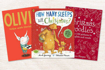 12 Fun Christmas reads for kids