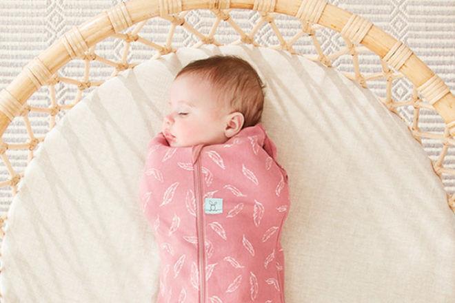 The best summer swaddles for baby slumber   Mum's Grapevine